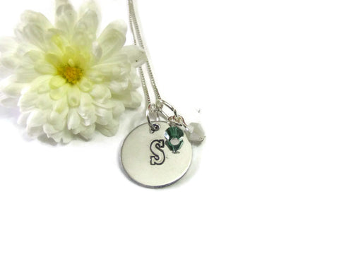 Michigan State Go Spartans Necklace