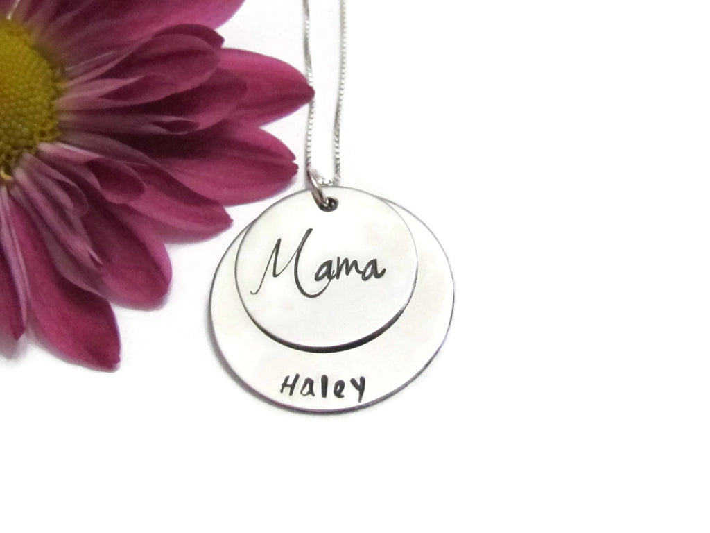Mama's Love Necklace