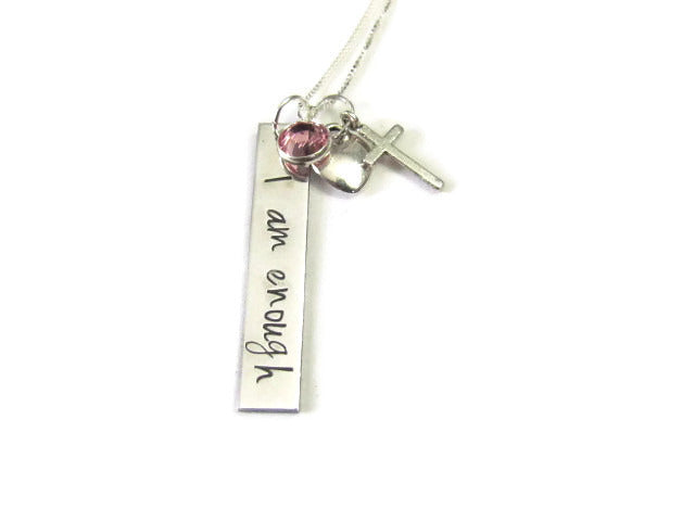 I am enough - Necklace