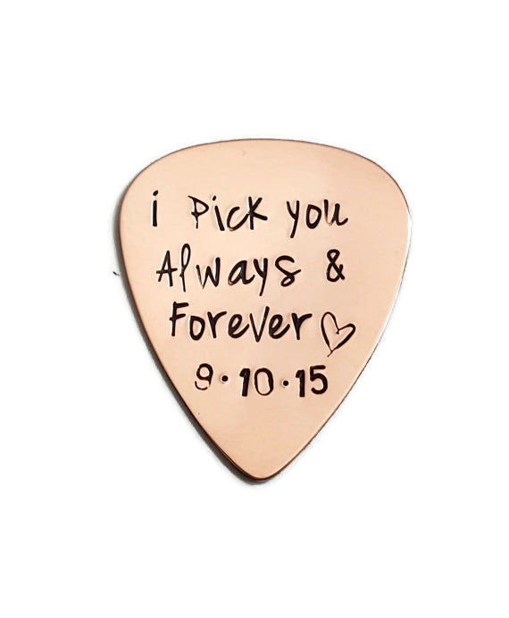 I Pick you Always & Forever