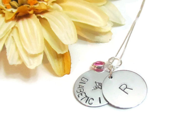 Medical Alert ID Necklace
