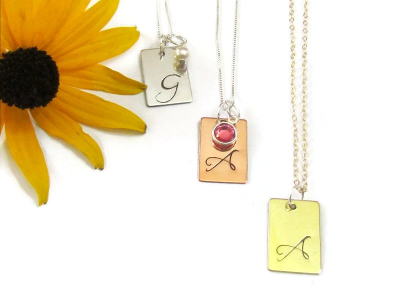 Gold One Direction Necklace