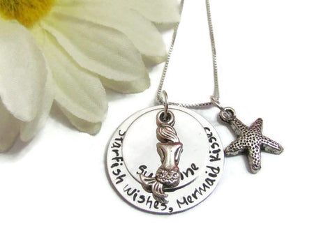 Starfish Wishes - Personalized