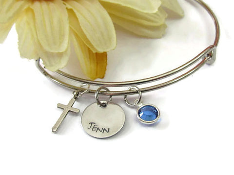 Personalized Name - Bracelet
