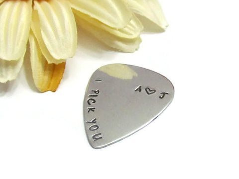 I PICK YOU - Guitar Pick