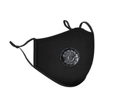 Reusable Mask With Replaceable Filter- Adult