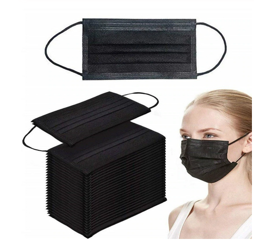 Disposable 3 Layer Mask - Adult