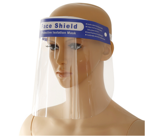 Clinical Clients Please Contact Us For Price List - Face Shield