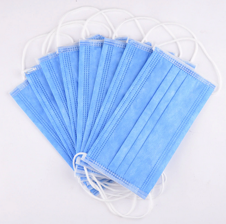 Clinical Clients Please contact us for Price List- 3 Layer Masks - Disposable