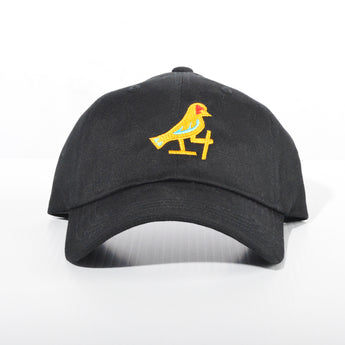 Phoenix Dad Cap - Black