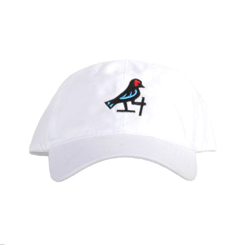 Phoenix Dad Cap - White