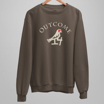 Phoenix Sweatshirt - Brown