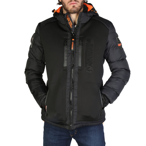 Geographical Norway Beachwood_man - AugustusMan