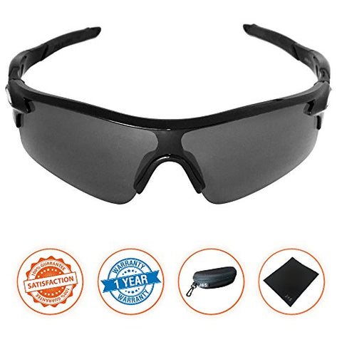 Cycling Outdoor Sports Athlete's Sunglasses, 100% UV protection - AugustusMan