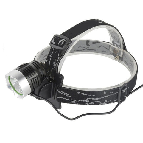 LED Flashlight outdoors bike Headlight - AugustusMan