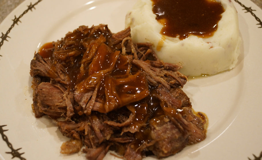 Recipe: Crock-Pot American Wagyu Chuck Roast