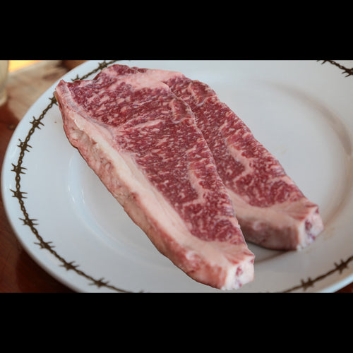 American Wagyu New York Strip Steak