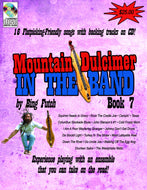 "Bing Futch - ""Mountain Dulcimer In The Band (Book 7)"""