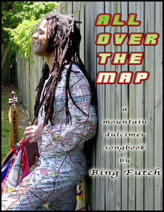"Bing Futch - ""All Over The Map"""