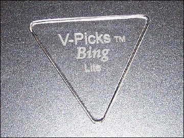 "V-Pick Sale - ""Bing"" Lite (buy 3, get 1 free!)"