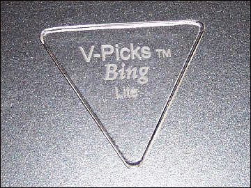 "V-Pick ""Bing"" Lite (pack of 2)"