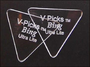 "V-Pick Sale - ""Bing"" Ultra-Lite (buy 3, get 1 free!)"