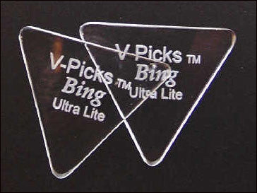 "V-Pick ""Bing"" Ultra-Lite (pack of 2)"