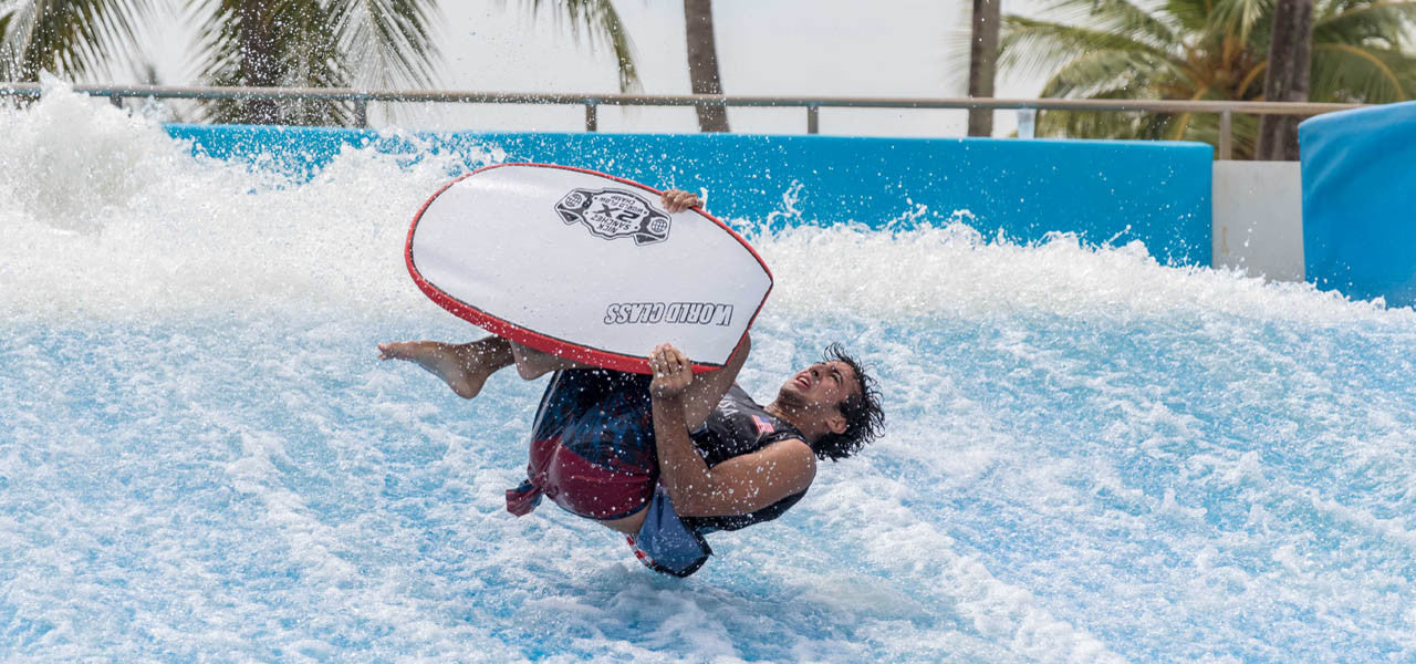 Nick Sanchez- flow bodyboard