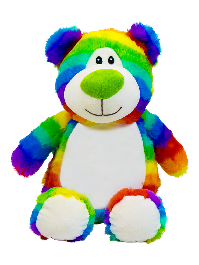 Multi Color Bear