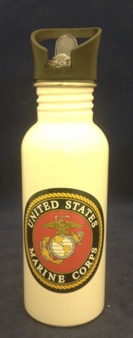 Marines Water Bottle