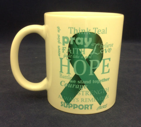 Ovanrian Cancer Awareness Mug