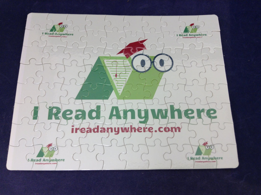 I Read Anywhere Puzzle