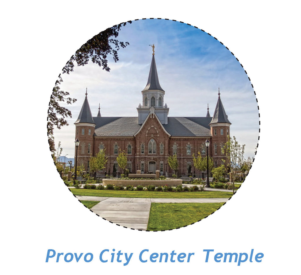 Temple Magnet Provo City Center