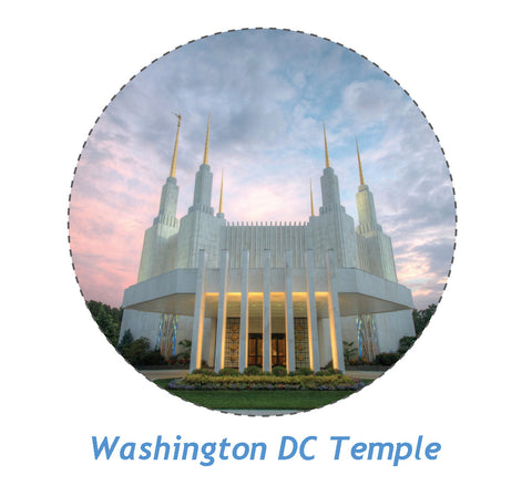Temple Magnet Washington DC
