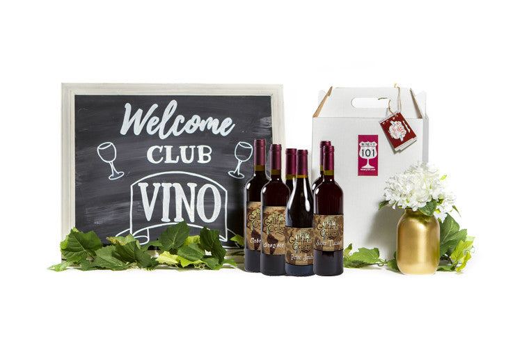 Wine Club - Family Level Membership