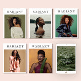Radiant 6-Issue Collector's Pack ::: Bundle & Save 20%