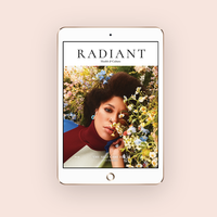 Radiant No.16 | Digital ::: The Self Care Issue