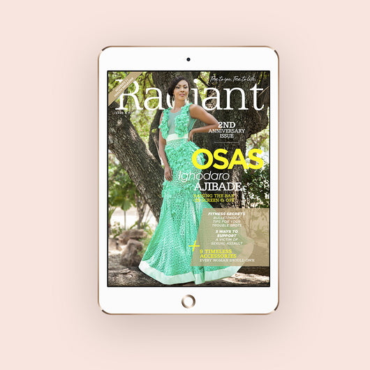 Radiant Issue No. 08 Digital