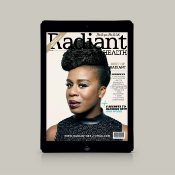 Issue No. 06 Digital | Best of Radiant Interviews * FREE *