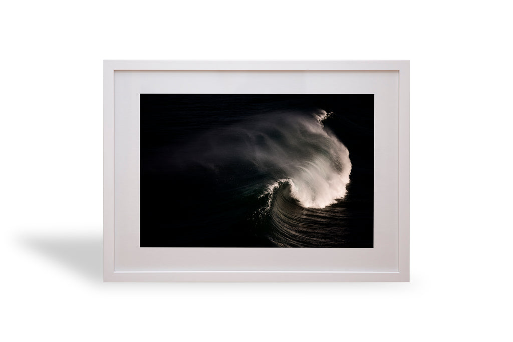 Afternoon light, Waves, off shore, beautiful, photo, print, prints, photography, design, interior, framing, styling, phresh