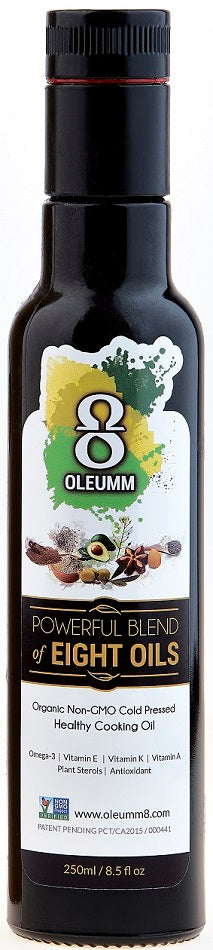Oleumm8 250mL Bottle