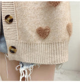 Alice Heart Cardigan