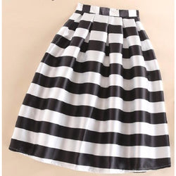 Blair Striped Midi