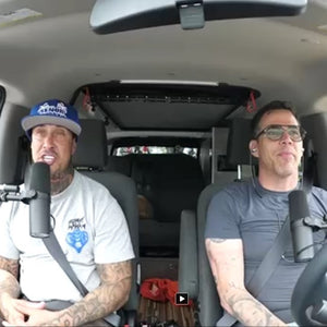 Steve-O - Andy Roy Rip Ride Podcast - Episode 6