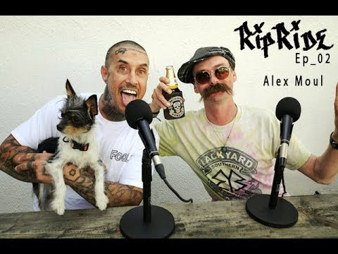 Ripride with Andy Roy & Alex Moul - Episode 2
