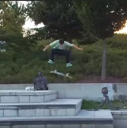 Dave Snaddon 'Dimensions' part - By Motive Skateboards - Throwback Thursday