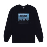 Buy Hockey Skateboards Side Two Longsleeve T-Shirt Black. 100% Cotton construct. Central chest print detailing. Regular fit. For further assistance feel free to open the on site chat (Bottom right) See more Hockey? See more L/S Tees? Fast Free UK / EU Delivery & Shipping options. Buy now pay later with ClearPay & Klarna. Tuesdays Skateshop | Bolton Greater Manchester, UK.