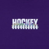Buy Hockey Skateboards Neighbour T-Shirt Purple. 100% Cotton construct. Central chest print detailing. Regular fit. For further assistance feel free to open the on site chat (Bottom right) See more Hockey? Fast Free UK / EU Delivery & Shipping options. Buy now pay later with ClearPay & Klarna. Tuesdays Skateshop | Bolton Greater Manchester, UK.