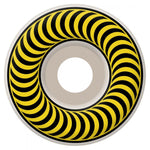 Spitfire Classics Skateboard Wheels 55 mm White/Yellow - Tuesdays Skate Shop