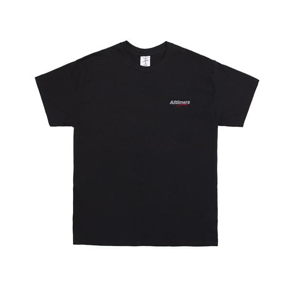 Buy Alltimers Estate Embroidered T-Shirt Black. See more Tees? See more Alltimers? Fast Free Delivery options, 5 star trusted customer reviews, secure checkout and buy now pay later options with Klarna and ClearPay. Drop us a message at Tuesdays Skateshop for further help.